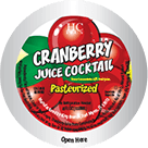 Cranberry Cocktail Cup Juice