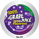 Grape Cup Juice